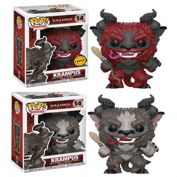 KRampus Chase and Non Chase