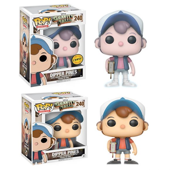 Dipper Pines Chase n Non