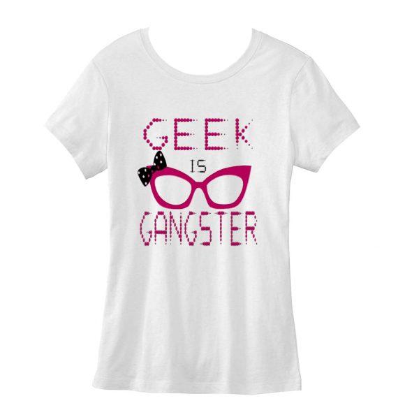 Geek-Is-Gangsta-FLT-Tee