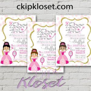 Pink Princess Without Image Mockup