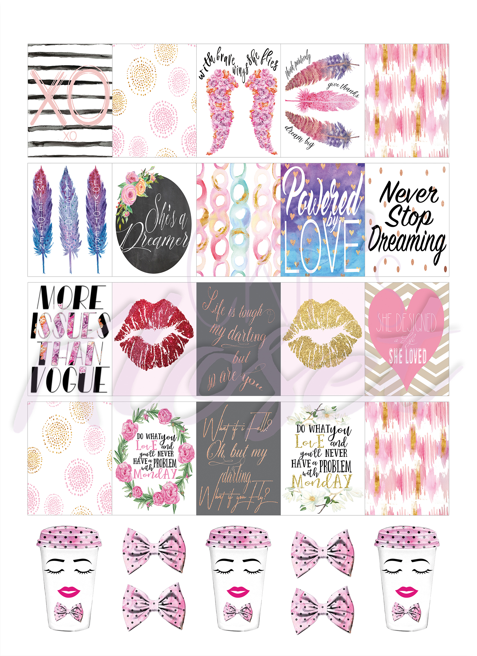 Printable Christmas Tags, Printable Christmas Gift Tags ...